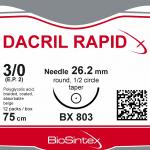 eticheta DACRIL RAPID