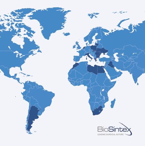 Prezența internațională